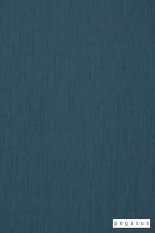 Pegasus Palazzo - Glacier  | Curtain Fabric - Blue, Fire Retardant, Plain, Fibre Blends, Washable, Commercial Use, Domestic Use, Dry Clean, Standard Width