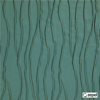 Zepel Fabrics - Homage Jade  | Curtain & Upholstery fabric - Synthetic, Commercial Use, Domestic Use, Jacquards, Oeko-Tex,  Standard Width