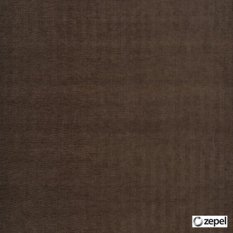 Zepel Fabrics - Garland Praline  | Upholstery Fabric - Brown, Synthetic, Commercial Use, Herringbone, Oeko-Tex,  Standard Width