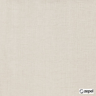 Zepel Fabrics - Quantum Cream  | Upholstery Fabric - Plain, White, Synthetic, Commercial Use, Oeko-Tex, White, Standard Width
