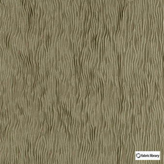 Fabric Library - Fold Safari  | Curtain & Upholstery fabric - Brown, Vermicular, Standard Width