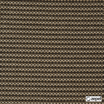 Zepel Fabrics - Precipitation Nut  | Upholstery Fabric - Brown, Oeko-Tex, Plain, Standard Width