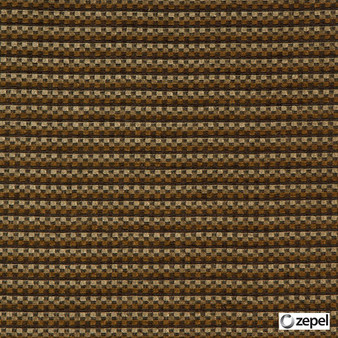 Zepel Fabrics - Precipitation Cinnamon  | Upholstery Fabric - Brown, Oeko-Tex, Plain, Standard Width