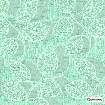 Fabric Library - Mask Cloud  | Curtain & Upholstery fabric - Green, Floral, Garden, Botantical, Natural, Natural Fibre, Standard Width