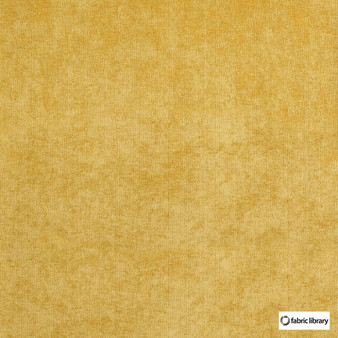 Fabric Library - Restful Buttercup    Upholstery Fabric - Gold, Yellow, Water Repellent, Plain, Standard Width