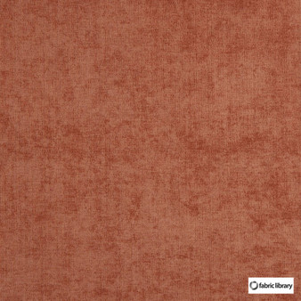 Fabric Library - Restful Canyon    Upholstery Fabric - Orange, Water Repellent, Plain, Standard Width