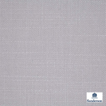 Sanderson Tuscany 234216  | Curtain & Upholstery fabric - Washable, Grey, Pink, Purple, Plain, Texture, Fibre Blend, Standard Width
