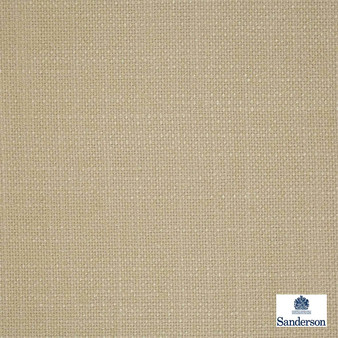 Sanderson Tuscany 234226  | Curtain & Upholstery fabric - Washable, Beige, Transitional, Plain, Texture, Fibre Blend, Standard Width