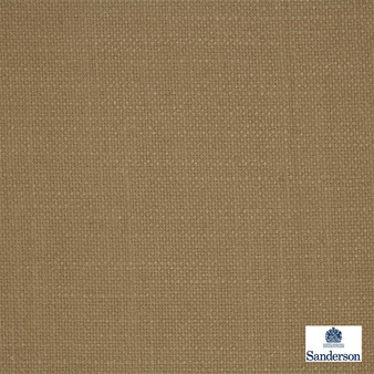 Sanderson Tuscany 234227  | Curtain & Upholstery fabric - Washable, Brown, Transitional, Plain, Texture, Fibre Blend, Standard Width