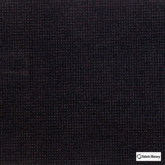 Fabric Library - Gravity Raven  | Upholstery Fabric - Black, Charcoal, Plain, Standard Width