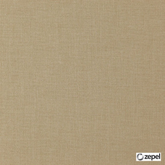 Zepel Fabrics - Cushy Camel  | Curtain & Upholstery fabric - Gold, Yellow, Oeko-Tex, Plain, Standard Width