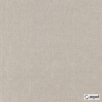 Zepel - Allusion Stucco  | Curtain & Upholstery fabric - Beige, Wide-Width, Oeko-Tex, Natural, Plain, Natural Fibre
