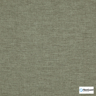 Fibreguard - Bravo Pesto  | Upholstery Fabric - Plain, Synthetic, Commercial Use, Standard Width
