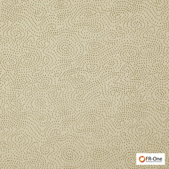 Fr One Fabrics - Ghibli Fr Nugget  | Curtain & Upholstery fabric - Beige, Fire Retardant, Organic, Synthetic, Commercial Use, Domestic Use, Jacquards, Oeko-Tex, Standard Width
