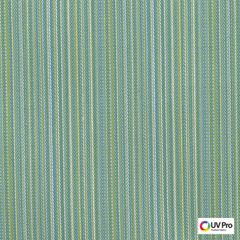 Uv Pro Fabrics - Era Oasis  | Curtain & Upholstery fabric - Outdoor Use, Stripe, Synthetic, Commercial Use, Domestic Use, Oeko-Tex,  Standard Width