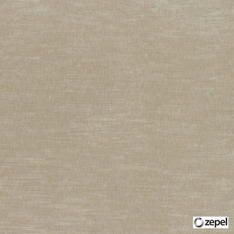Zepel Fabrics - Fusion Ii Sesame  | Curtain & Upholstery fabric - Beige, Plain, Synthetic, Commercial Use, Domestic Use, Oeko-Tex,  Standard Width