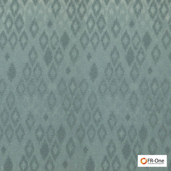 Fr One Fabrics - Ganymede Fr Surf  | Curtain & Upholstery fabric - Fire Retardant, Synthetic, Commercial Use, Diamond - Harlequin, Domestic Use, Oeko-Tex, Standard Width