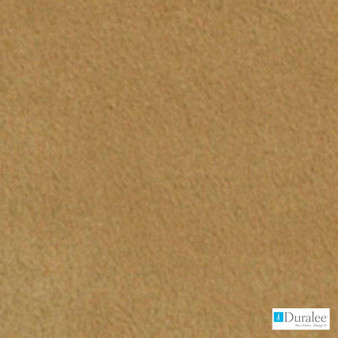 Duralee - 15278-110 - Tobacco  | Upholstery Fabric - Brown, Fire Retardant, Leather, Plain, Synthetic, Dry Clean, Suede and Faux Suede, Standard Width
