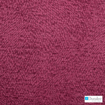 Duralee - 15472-224 - Berry  | Upholstery Fabric - Fire Retardant, Plain, Pink, Purple, Slub, Synthetic, Chenille, Dry Clean, Standard Width