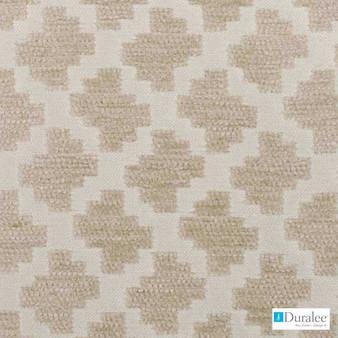 Duralee - 15575-494 - Sesame  | Upholstery Fabric - Brown, Fire Retardant, Teflon, Geometric, Synthetic, Chenille, Dry Clean, Standard Width