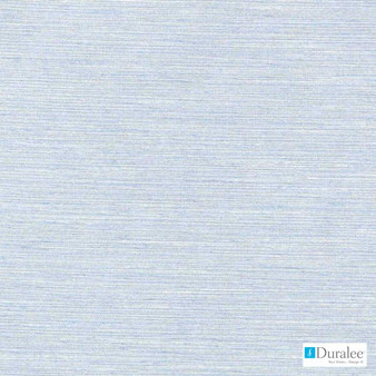 Duralee - 15658-157 - Chambray  | Curtain & Upholstery fabric - Blue, Plain, Synthetic, Dry Clean, Standard Width