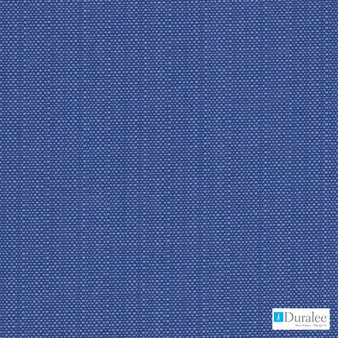Duralee - 15683-207 - Cobalt    Upholstery Fabric - Washable, Blue, Outdoor Use, Plain, Backing, Standard Width