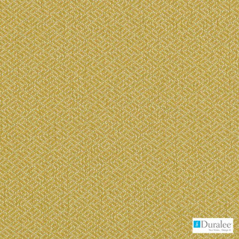 Duralee - 15737-112 - Honey  | Upholstery Fabric - Gold,  Yellow, Plain, Geometric, Synthetic, Standard Width