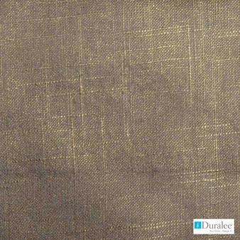 Duralee - 32615-106 - Carmel  | Curtain & Upholstery fabric - Brown, Plain, Linen and Linen Look, Natural Fibre, Dry Clean, Natural, Standard Width