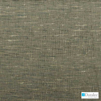 Duralee - 32655-58 - Emerald  | Curtain Fabric - Fire Retardant, Plain, Synthetic, Dry Clean, Standard Width