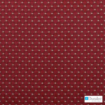 Duralee - 32658-9 - Red  | Curtain & Upholstery fabric - Fire Retardant, Red, Diamond, Harlequin, Dry Clean, Geometric, Small Scale, Standard Width