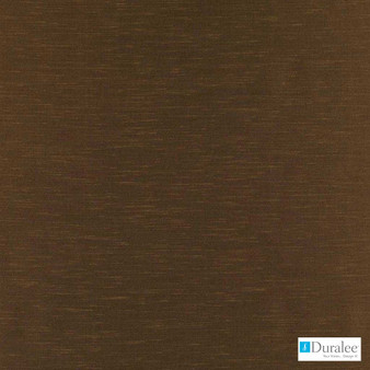 Duralee - 32730-110 - Tobacco  | Curtain & Upholstery fabric - Brown, Fire Retardant, Plain, Synthetic, Dry Clean, Standard Width, Strie