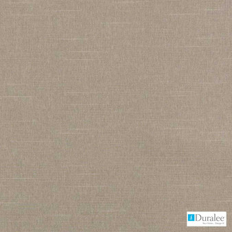 Duralee - 32734-247 - Straw  | Curtain & Upholstery fabric - Brown, Fire Retardant, Plain, Synthetic, Dry Clean, Standard Width, Strie