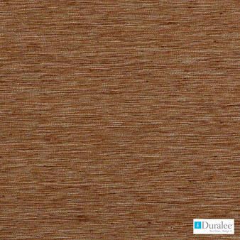 Duralee - 32759-356 - Adobe  | Curtain & Upholstery fabric - Brown, Plain, Synthetic, Dry Clean, Standard Width, Strie