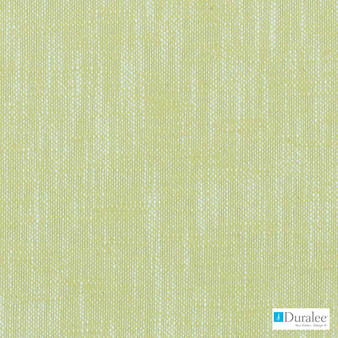Duralee - 32760-677 - Citron  | Curtain & Upholstery fabric - Plain, Natural Fibre, Dry Clean, Natural, Standard Width, Strie