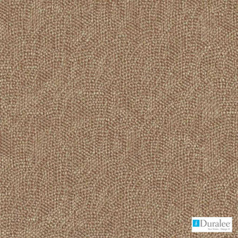 Duralee - 32811-219 - Cinnamon  | Curtain & Upholstery fabric - Brown, Plain, Fibre Blends, Dry Clean, Standard Width