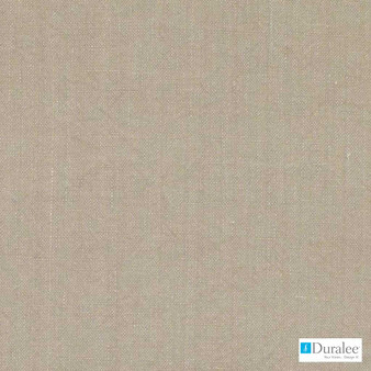 Duralee - 32813-343 - Cactus  | Curtain & Upholstery fabric - Beige, Plain, Linen and Linen Look, Natural Fibre, Dry Clean, Natural, Standard Width