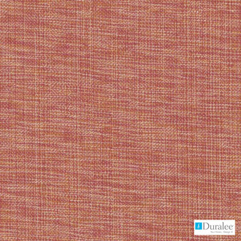 Duralee - 32819-3 - Melon  | Curtain & Upholstery fabric - Plain, Natural Fibre, Dry Clean, Natural, Standard Width, Strie