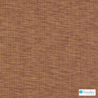 Duralee - 32819-136 - Spice  | Curtain & Upholstery fabric - Brown, Dry Clean, Natural, Plain, Strie, Natural Fibre, Standard Width, Strie