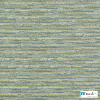 Duralee - 36240-619 - Seaglass  | Curtain & Upholstery fabric - Stripe, Synthetic, Chenille, Dry Clean, Standard Width