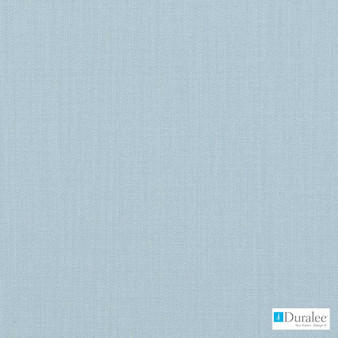 Duralee - 36262-157 - Chambray  | Curtain & Upholstery fabric - Blue, Dry Clean, Natural, Plain, Natural Fibre, Standard Width