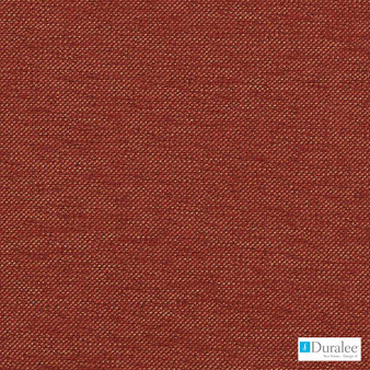 Duralee - 36263-219 - Cinnamon  | Upholstery Fabric - Brown, Fire Retardant, Plain, Fibre Blends, Dry Clean, Standard Width