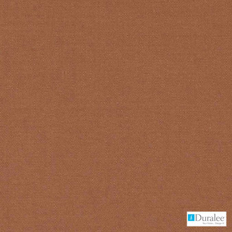 Duralee - 36275-356 - Adobe  | Curtain & Upholstery fabric - Brown, Plain, Linen and Linen Look, Natural Fibre, Dry Clean, Natural, Standard Width