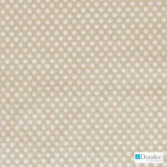 Duralee - 36292-494 - Sesame  | Curtain & Upholstery fabric - Beige, Dry Clean, Geometric, Velvets, Circles, Dots, Spots, Standard Width