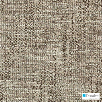 Duralee - 36307-144 - Black/Beige  | Curtain & Upholstery fabric - Brown, Fire Retardant, Plain, Synthetic, Chenille, Dry Clean, Standard Width, Strie