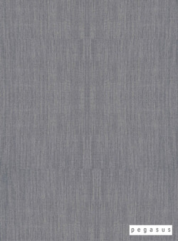 Pegasus Bonny UC - Metal  | Curtain Fabric - Fire Retardant, Grey, Plain, Fibre Blends, Industrial, Domestic Use, Dry Clean, Top of Bed, Standard Width