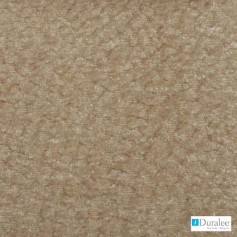 Duralee - 71069-143 - Creme  | Upholstery Fabric - Beige, Brown, Fire Retardant, Plain, Synthetic, Tan, Taupe, Chenille