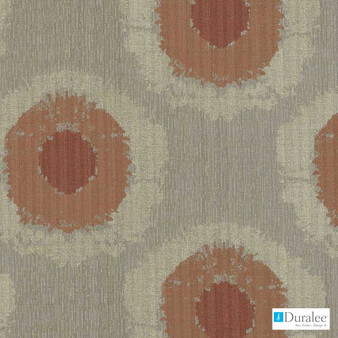 Duralee - 71074-219 - Cinnamon  | Upholstery Fabric - Brown, Burgundy, Fire Retardant, Gold,  Yellow, Red, Terracotta
