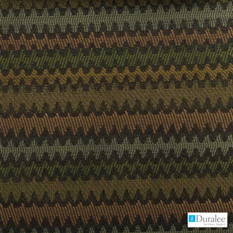 Duralee - 90914-609 - Wasabi    Upholstery Fabric - Gold,  Yellow, Fibre Blends, Geometric, Stripe, Abstract, Backing