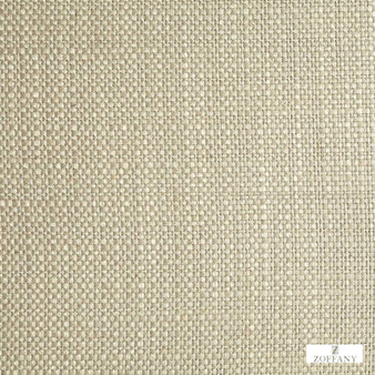 Zoffany Lustre 332196  | Curtain & Upholstery fabric - Beige, Plain, Fibre Blends, Jaspe, Transitional, Weave, Domestic Use, Standard Width