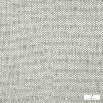 Zoffany Lustre 332297  | Curtain & Upholstery fabric - Grey, Plain, Fibre Blends, Jaspe, Transitional, Weave, Domestic Use, Standard Width